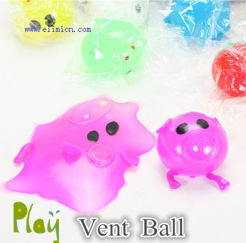 Vent Toy Vent Ball