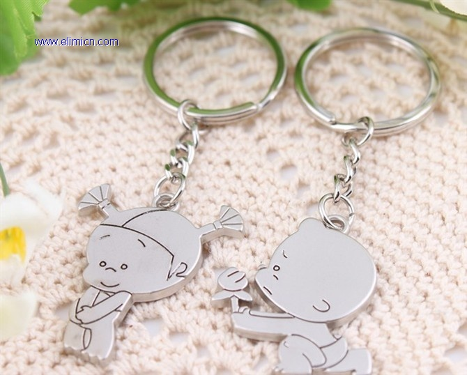 Lovers keychain