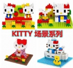 LOZ hello kitty Blocks