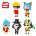 Weagle Mini blocks One Piece