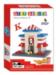 QCF Mini Blocks Architecture KFC 9851