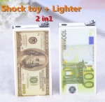 Euro Electric Shock Toy and Lighter 2in1