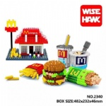 Wise Hawk Mcdonald's 2340