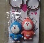 Couple Key Ring Doraemon