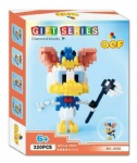 QCF Blocks Disney Donald Duck 9538