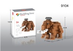 Ice Age nanoblocks Mammoth