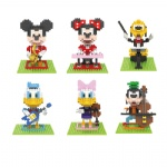 BOB Disney Mini Blocks 9531-9536