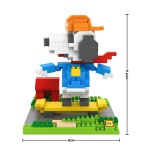 LOZ Diamond Blocks Snoopy 9524