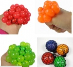 Novelty vent grape ball funny toy